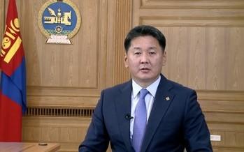 H.E. U. Khürelsükh, Prime Minister of Mongolia