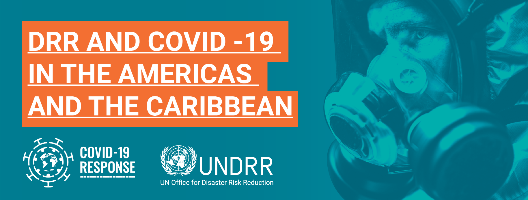 DRR and COVID -19 in the Americas and the Caribbean