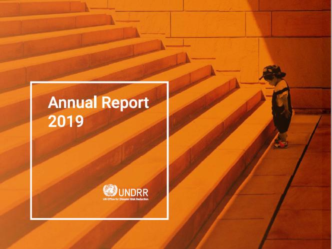 Cover of the Annual Report 2019