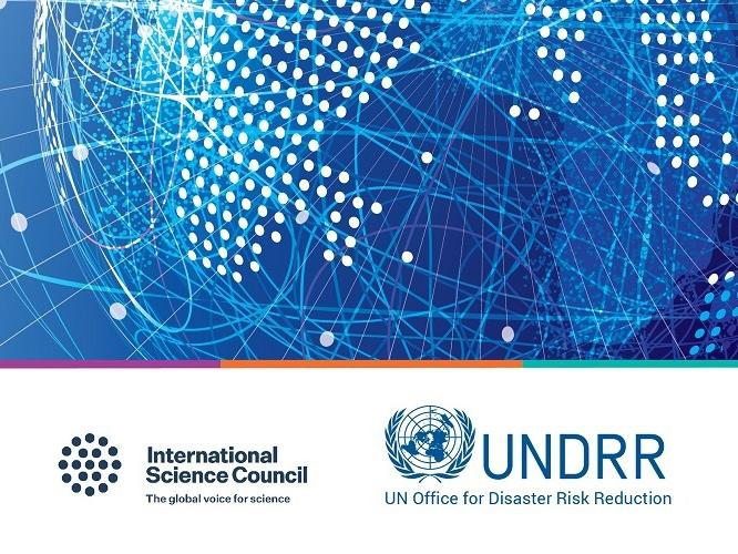 UNDRR Hazards Report Cover