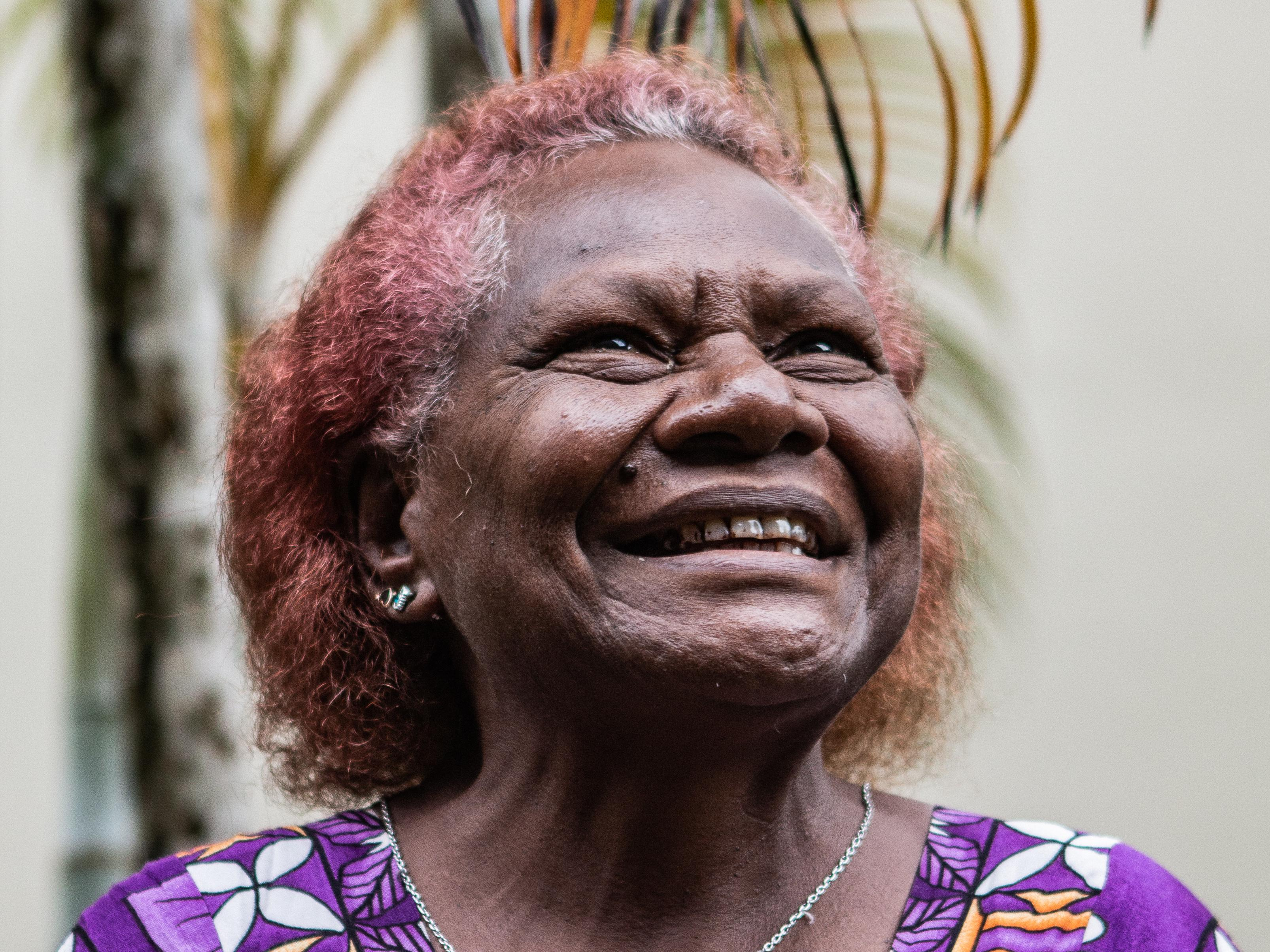 Agnes Titus, Nazareth Centre for Rehabilitation in Bougainville
