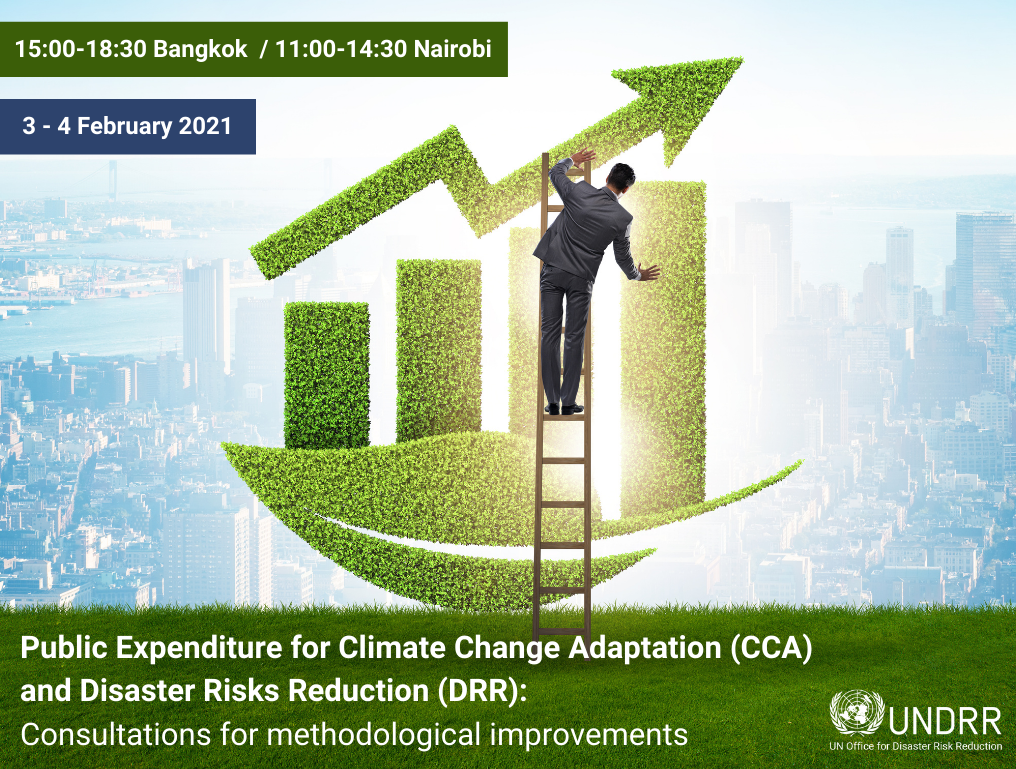 Event image for tracking DRR-CCA budgets
