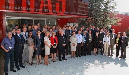 "Participants kick-off the project 'Building Resilience to Disasters in Western Balkans and Turkey""."