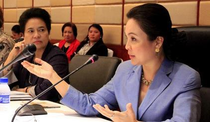 <b>Making the case: </b>Senator Legarda has been a tireless global advocate for building a safer tomorrow.