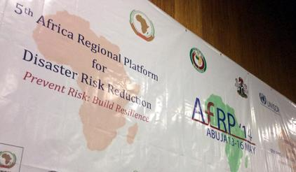 Under the leadership of the African Union  Commission, the regional platform is attended by governments, international and regional organizations, civil society representatives, and other important stakeholders in the region. (Photo: Denis McClean/UNISDR)