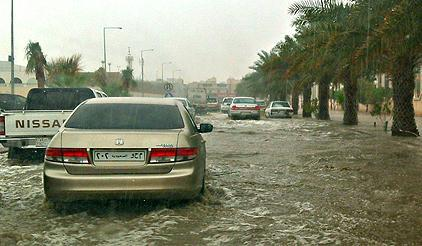 Flooding is becoming a serious concern in the Arab region.