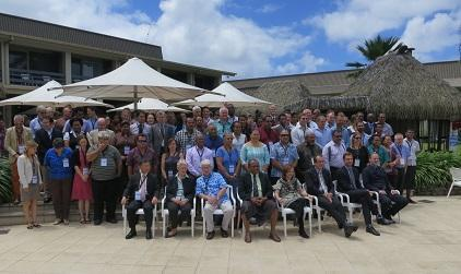 More than 200 senior representatives are examining how to implement the Sendai Framework in the Pacific (Photo: UNISDR)