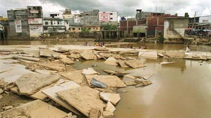 El Niño had a strong impact on Peru but the country was well-prepared. (Photo: El Comercio)