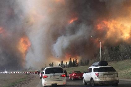 The Fort McMurray wildfire was a key test for the resilience of businesses in Canada (Photo: DarrenRD)
