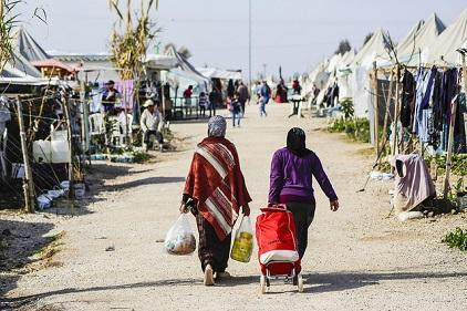 Turkey, host of the European Forum for Disaster Risk Reduction, has launched a programme to raise hazard awareness among the three million Syrians who have fled there (Photo: European Parliament)