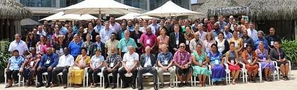 The Pacific Platform opened today with a strong inclusive presence focused on integrated disaster and climate risk reduction (Photo: SPREP)