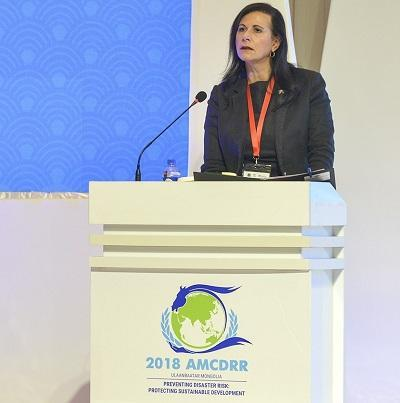 Senator Concetta Fierravanti-Wells, Minister for International Development and the Pacific, announces Australia as host of the 2020 Asian Ministerial Conference on Disaster Risk Reduction