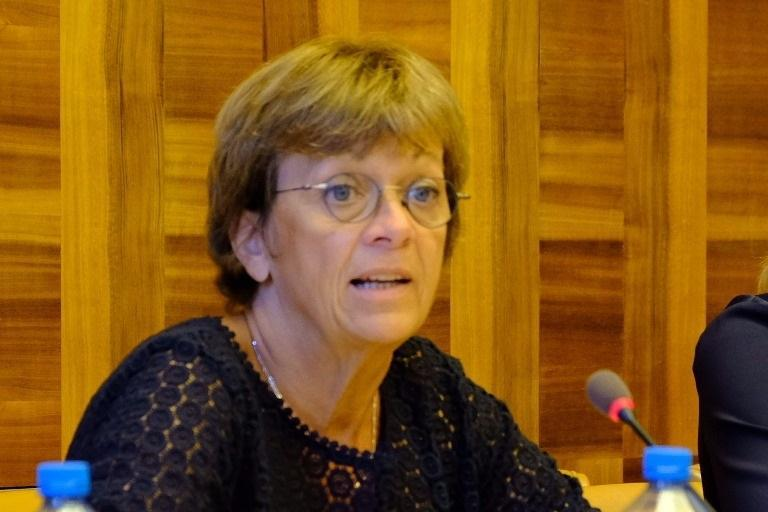 UNCTAD Deputy Secretary-General, Isabelle Durant at the International Day event (c) UNCTAD