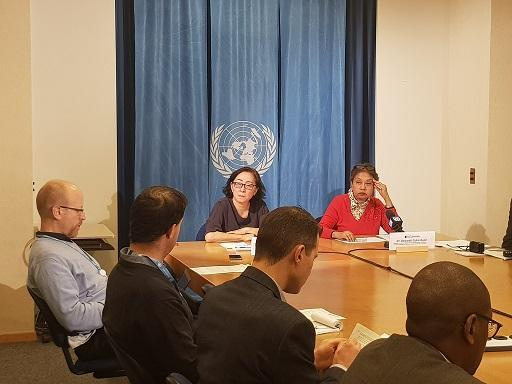 UNISDR's Mami Mizutori and Debarati Guha-Sapir of CRED summarise the impact of disasters in 2018