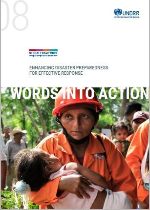 Words into action: Enhancing disaster preparedness for effective response