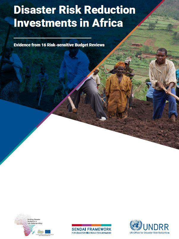 Disaster Risk Reduction Investment in Africa Synthesis– cover page