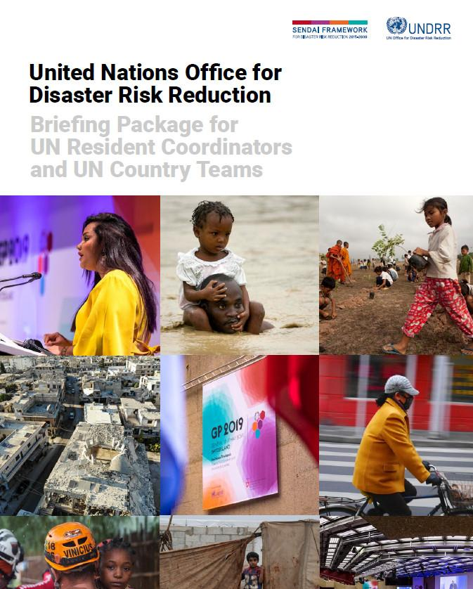 Image of the front cover of the Briefing Package for UN Resident Coordinators