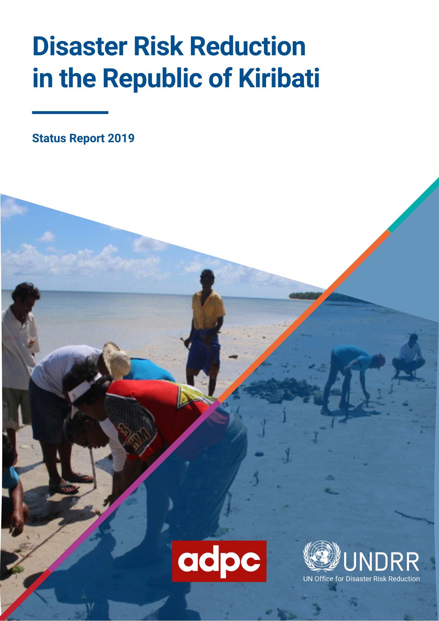 Cover of Kiribati report