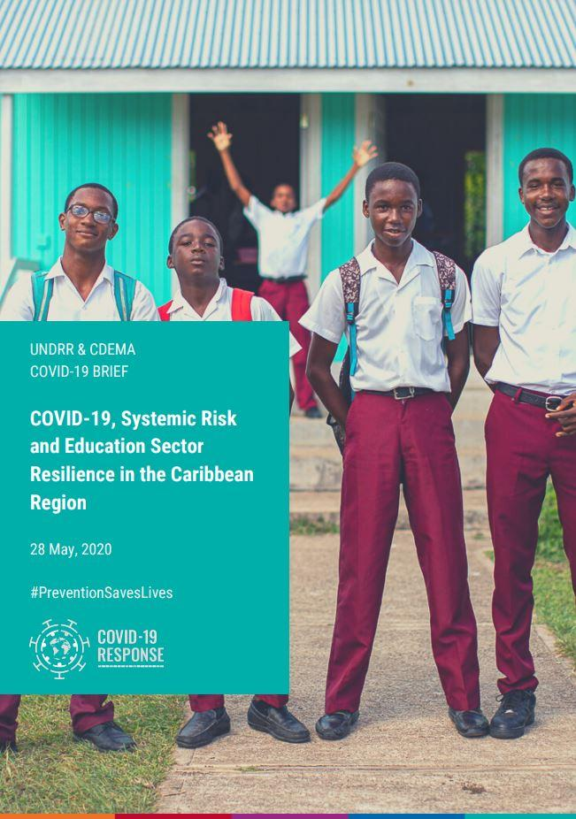 COVID-19, Systemic Risk and Education Sector Resilience in the Caribbean Region