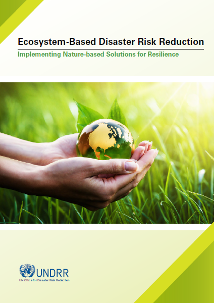 Eco-DRR report cover