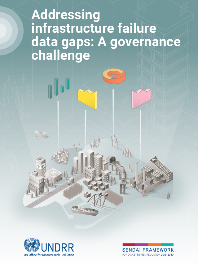 Cover image for Addressing infrastructure failure data gap